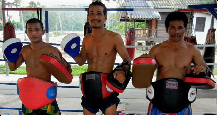 Diamond Muay Thai Trainers